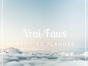 Vrai-Faux sur le Wedding Planner