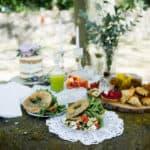 Repas mariage veggie My Green Event
