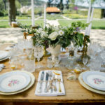Table mariage decoration vintage My Green Event