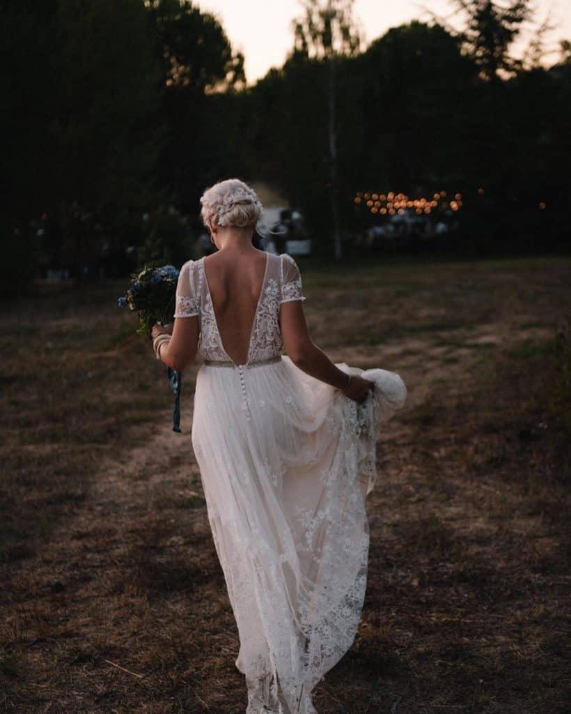 [Mariage Green] Les tenues et accessoires des mariés 5