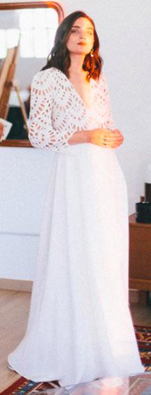 [Mariage Green] Les tenues et accessoires des mariés 3