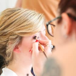 Preparatifs mariage maquillage bio My Green Event