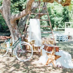 Decoration vintage mariage jardin My Green Event